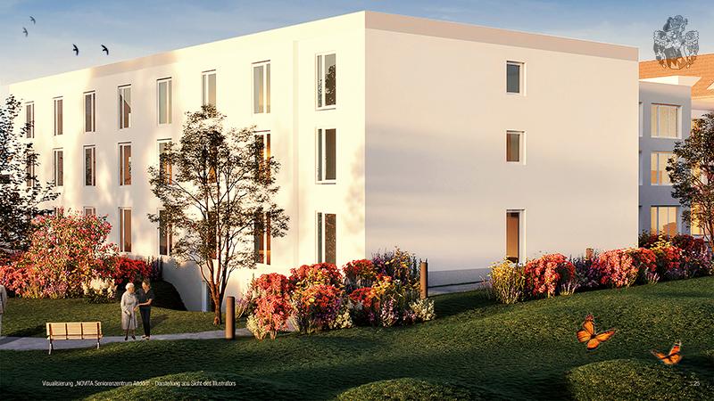 Pflegeimmobilie kaufen Pflegeimmobilie Altdorf bei Nürnberg
