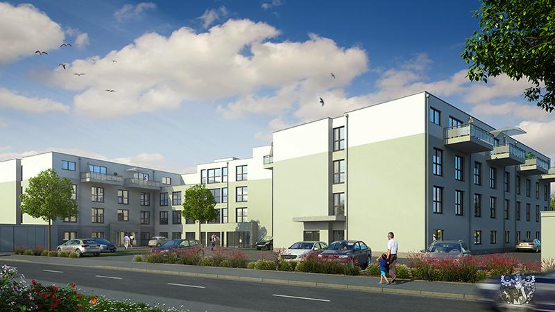 Pflegeimmobilie Herne Lavida NRW Pflegewohnung als Kapitalanlage kaufen