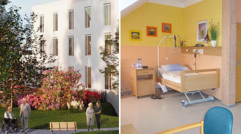 Neues Pflegeheim in Freigericht im Verkauf