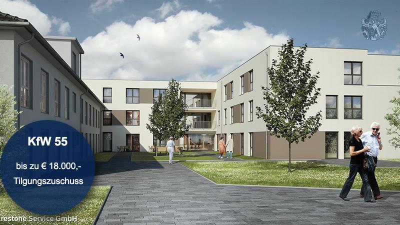 Pflegeimmobilie Hohenlockstedt Schleswig Holstein bei Hamburg