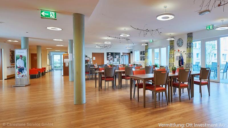 Pflegeheim Solingen Speisesaal