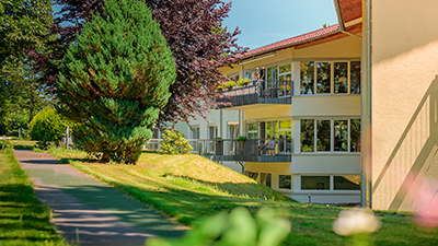 Pflegeapartment Eppendorf Garten
